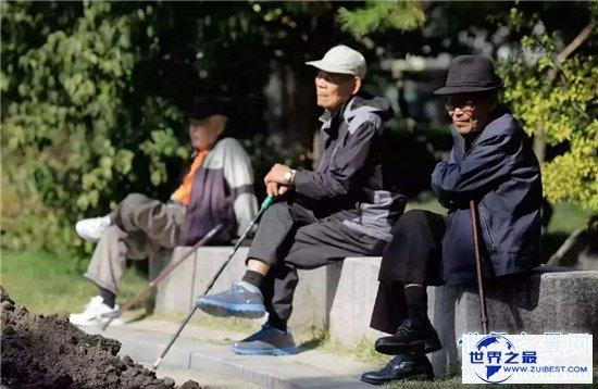 【图】中国平均寿命达到预期数 上海人均寿命排名第一