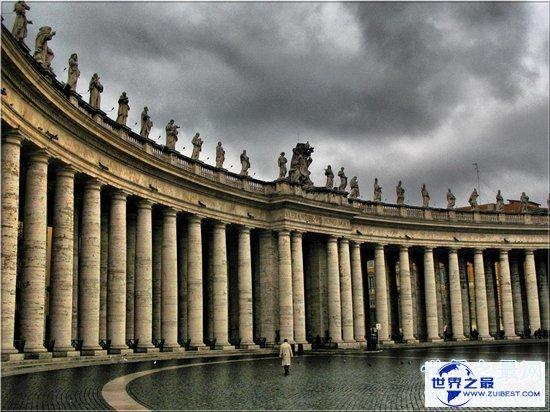 【图】世界上最小的国家如何生活 梵蒂冈谢世界次要国