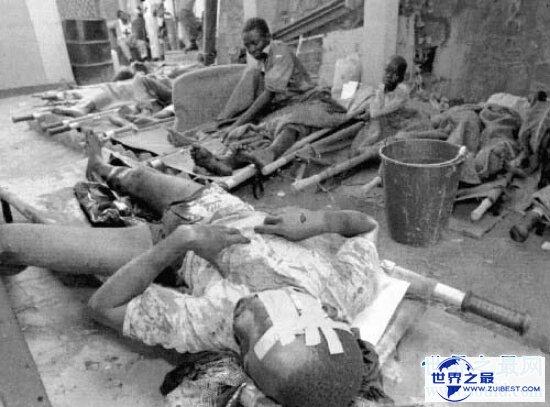 【图】卢旺达种族大屠杀是一个种族的消灭,死亡人数