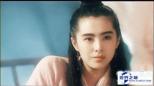 【图】颜值最高的香港女明星朱茵垫底,王祖贤才是真