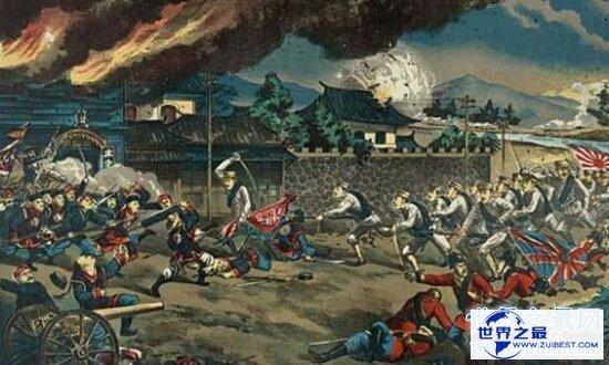 【图】揭秘惨无人道的八国联军侵华和平 血腥局面让人