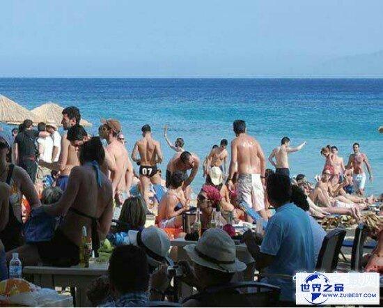 【图】竟然有制止穿衣的沙滩?天体海滩通知你没有什