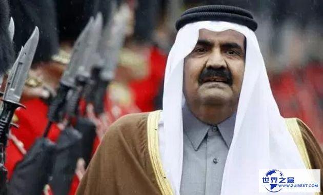 阿勒萨尼卡塔尔王室 - 哈马德·本·哈利法·阿勒萨尼