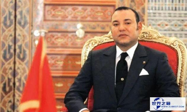 摩洛哥国王 - 穆罕默德六世