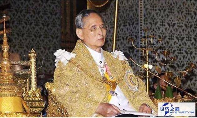 泰国国王 - 普密蓬·阿杜德