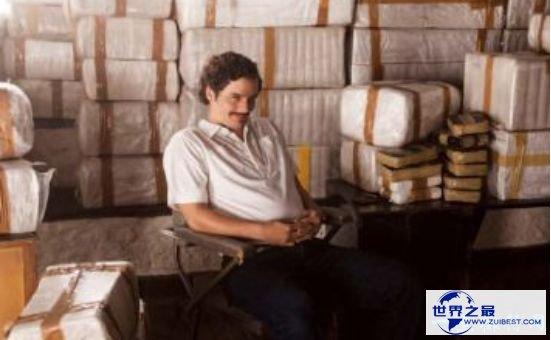 史上最嚣张的毒枭 巴勃罗·埃斯科巴的邪善人生