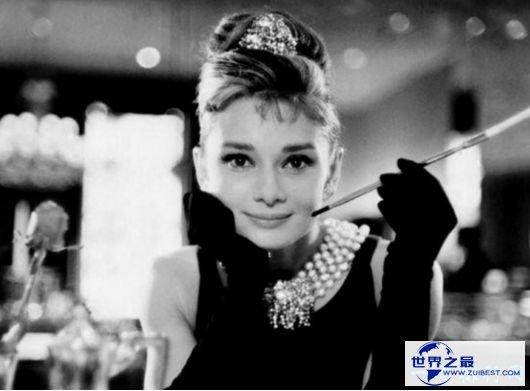 世界上最美丽的女人 优雅天使奥黛丽·赫本