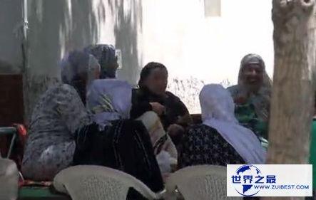 世界上最穷的国家之一塔吉克斯坦