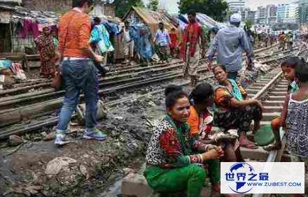 世界上最穷的国家之一孟加拉国