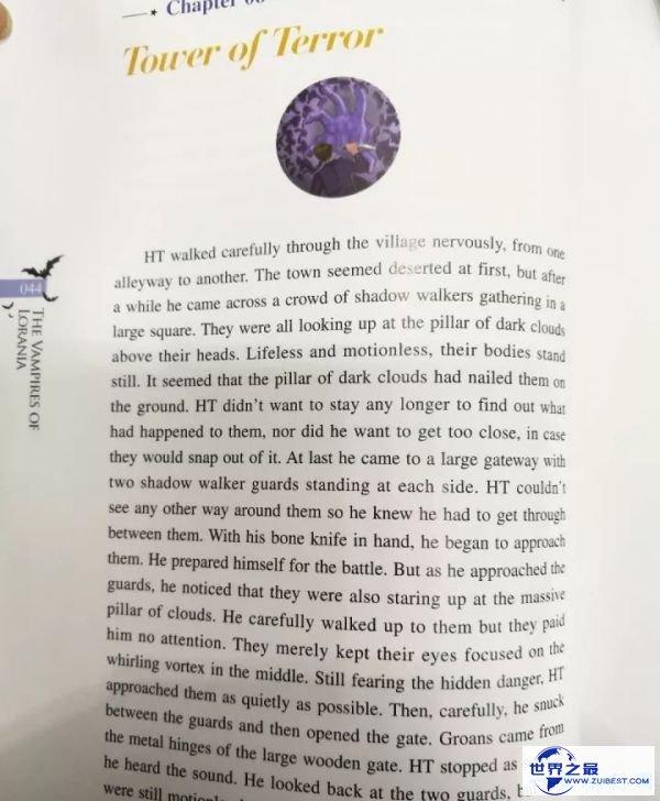 15岁女生出版近6万字英文小说 最牛高中生!