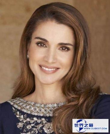 约旦王后拉尼娅