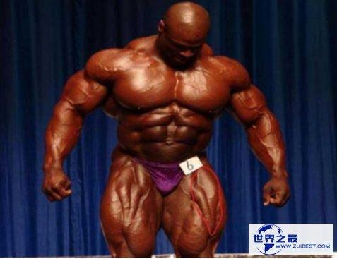 世界上最强健的人罗尼·库尔曼 逆天肌肉令人呆若木鸡