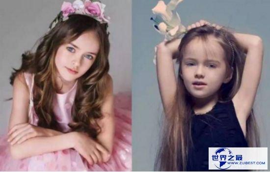 世界最美少女克里斯廷娜·碧曼诺娃,有着芭比娃娃般的精致模样