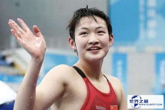 15岁少女再破世界青年岁录 耀眼双子星值得等待