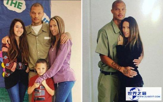 """世界最帅囚犯杰里米·米克斯 因""""入狱标准像太帅""""而走红网络"""