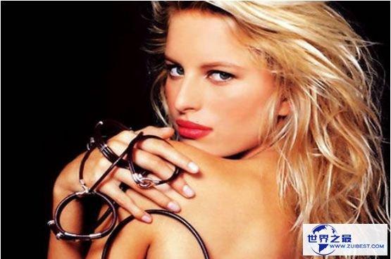 捷克超模卡罗莱娜·科库娃 年收入竟达500万美元