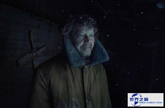 世界上最孤单的人,俄极地气候员(一集体的气候站)