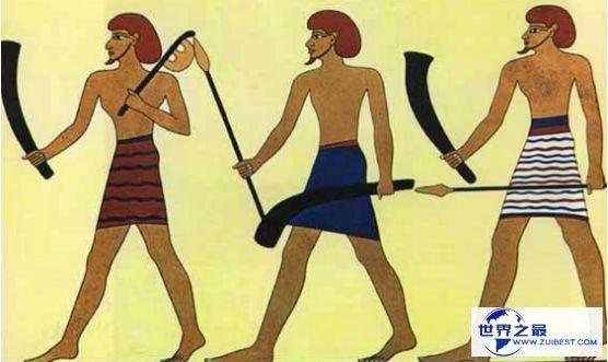 世界人种的先人 曾摧毁三大文化古国的雅利安人