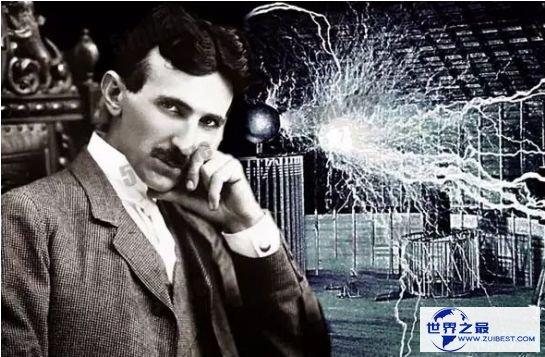 科学伟人尼古拉·特斯拉 远超爱迪生却被世界忘记的天赋科学家
