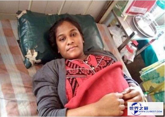 世界上最重的女婴,印度19岁母亲产下13.6斤重的女婴(重生儿的两倍)