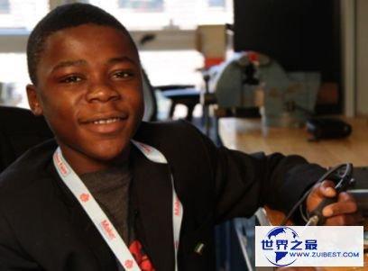 【图】世界十大天赋儿童 泰勒·威尔森14岁建核反应堆