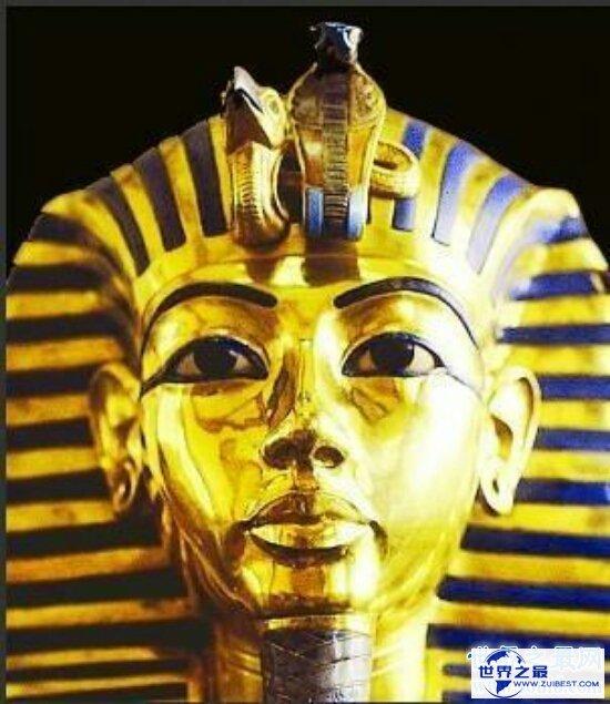 【图】世界十大无价之宝 坦卡蒙黄金面惊现埃及古墓!