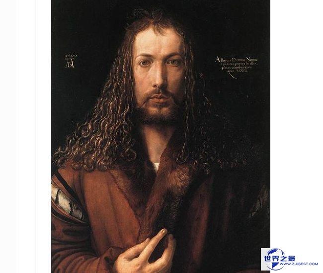 阿尔布雷特·丢勒 1500年