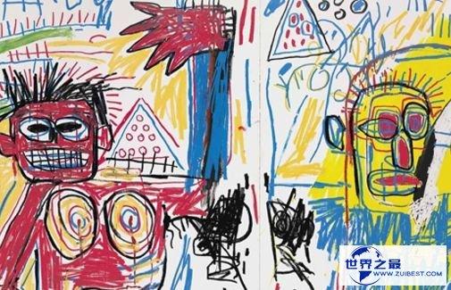 《无题》(1982)—— 5720万美元(克里斯蒂拍卖行)