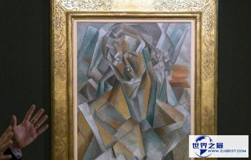 《怀孕的情人》(1909)——58006340万美元(苏富比)
