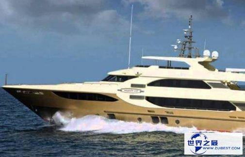 最贵豪华游艇——45亿美元