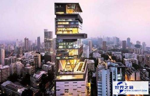 安蒂拉豪宅——10亿美元