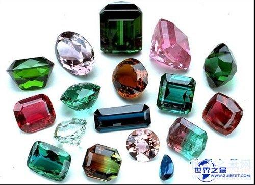 【图】碧玺是宝石界里色彩最丰富的宝石,你知道吗?