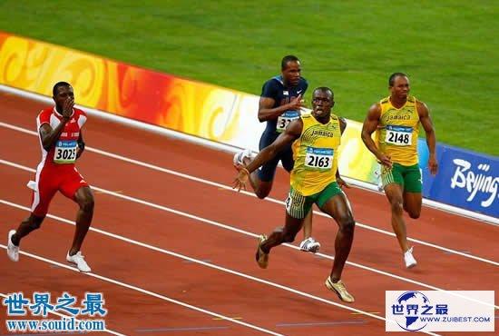 【图】世界上跑得最快的人既然是他,谁也想不到