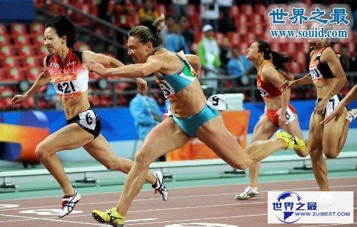 【图】100米亚洲纪录达9.91秒,卡塔尔牛人一飞冲天