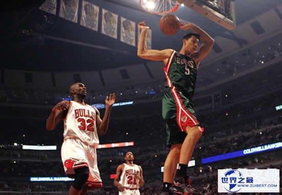 【图】易建联NBA最高分达31分,清点易建联NBA十佳球