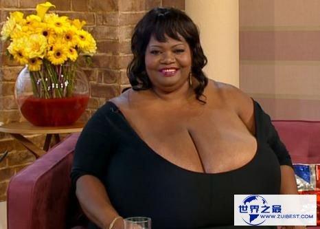 【图】世界上最大的乳房